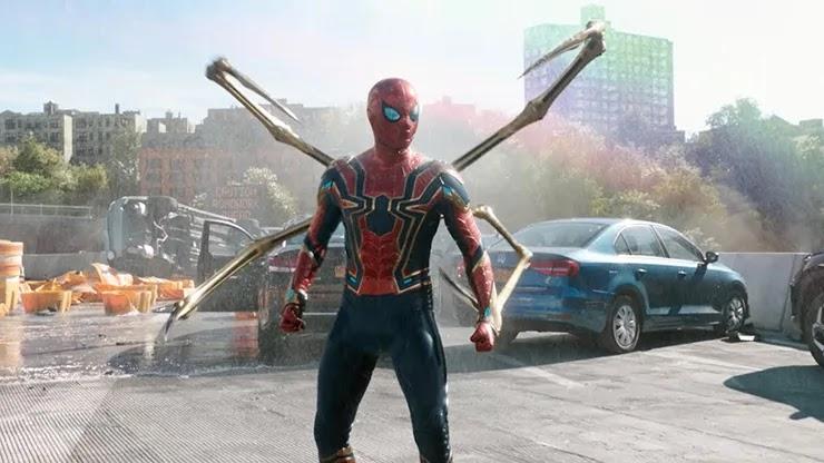 Человек-паук: Нет пути домой 2021