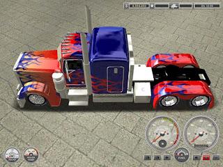 Optimus Prime pete