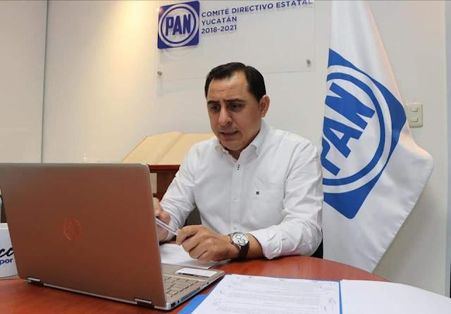 PAN recurrirá a la última instancia para defender la candidatura de Liborio Vidal
