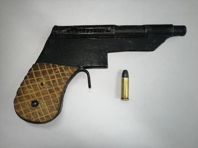 En Maicao pilaron a un adolescente con un arma de fuego hechiza