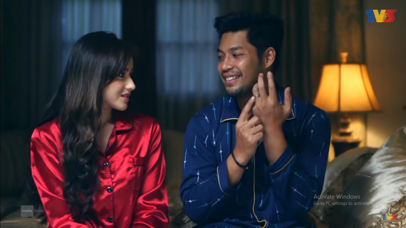 Drama Review Bukan Kahwin Paksa Farhana Jafri