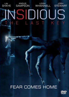 Insidious: The Last Key [2018] [NTSC/DVDR- Custom HD] Ingles, Español Latino
