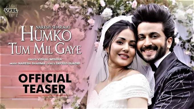 Humko Tum Mil Gaye Easy Guitar Chords | Vishal Mishra| Capo