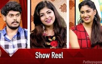Koothan Movie team Interview in Showreel