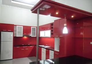 Kitchen Set Standar Internasional Harga Terjangkau + Furniture Semarang
