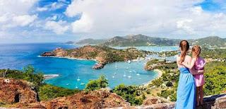 Cuộc sống yên bình tại quốc đảo Antigua và Barbuda xinh đẹp