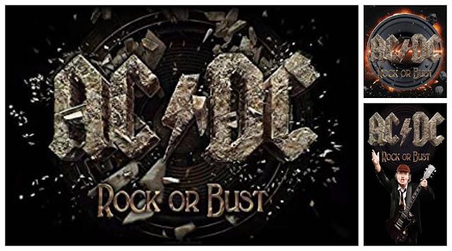 Tabs Fácil de... Rock or Bust. AC/DC.