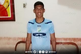 Oriente Petrolero - Jesús Vaca Diez refuerzo de Atlético Bermejo - DaleOoo
