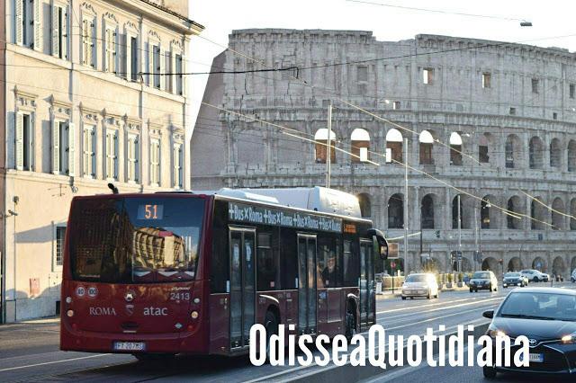 Atac: Nuovi bus in arrivo
