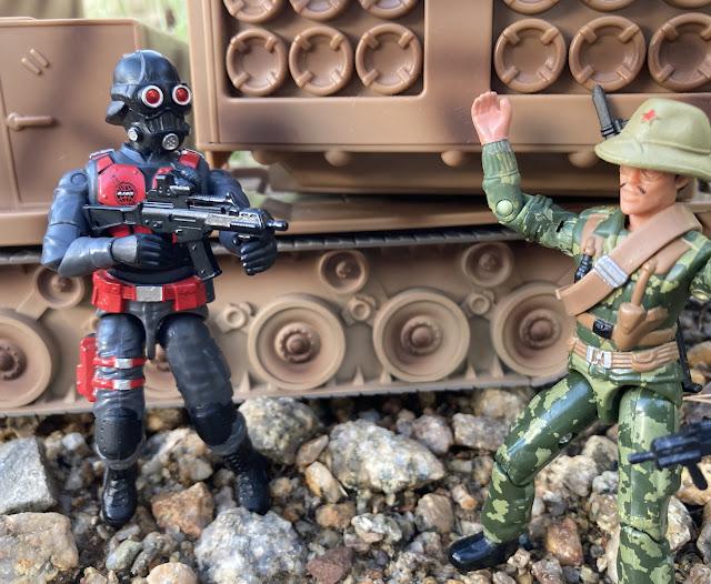 2021 Eagle Force Riot Commando, Zica Toys, 2005 Sgt. Misha, Comic Pack, Oktober Guard