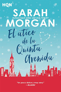 El ático de la Quinta Avenida | From Manhattan with love #3 | Sarah Morgan