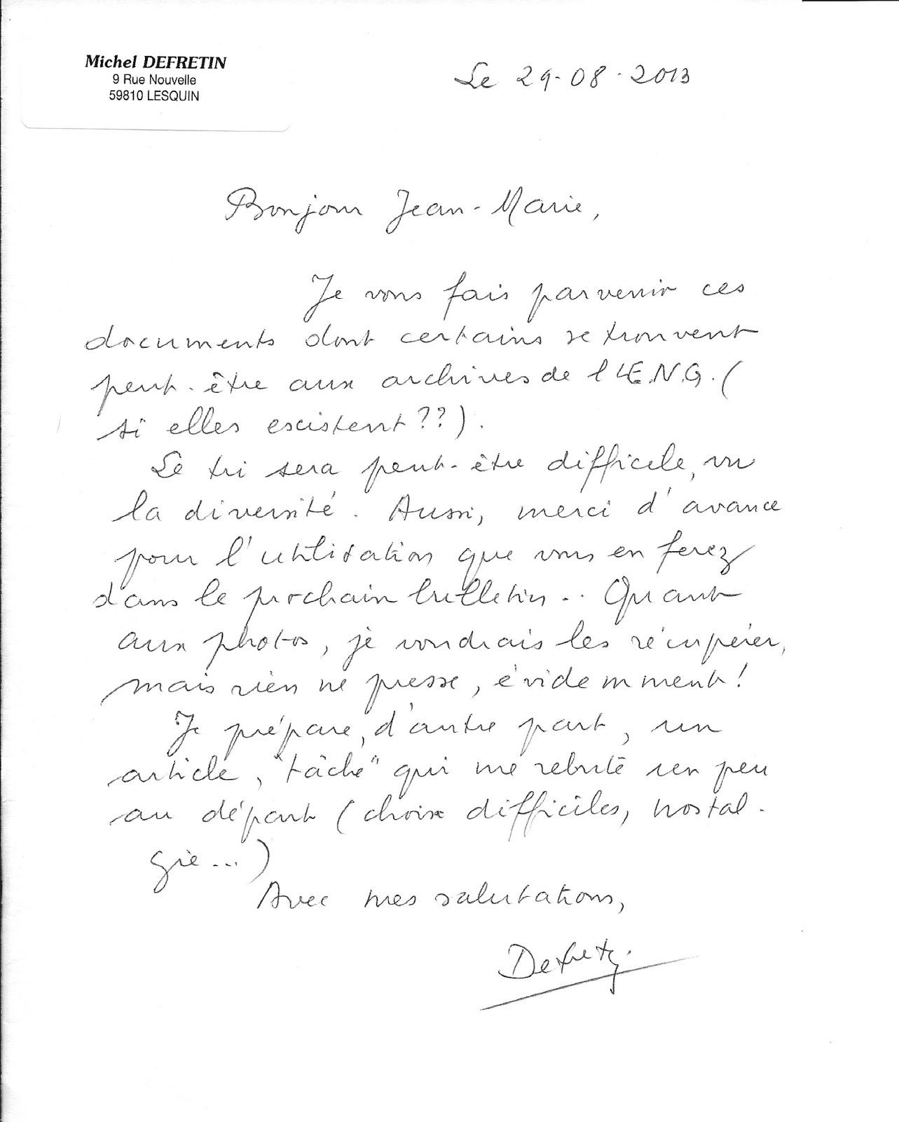 AMICALE DE L'ÉCOLE NORMALE DE GARÇONS INSTITUT