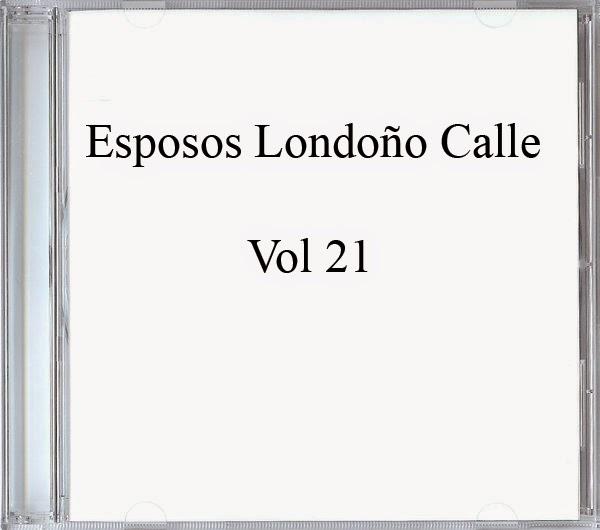 Esposos Londoño Calle-Vol 21-