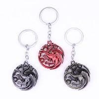 Targaryen keychains