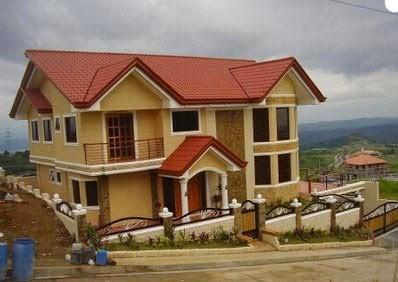 model rumah gaya india 4