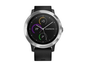 Garmin vívoactive 3 Smartwatch Stainless steel review and Prices