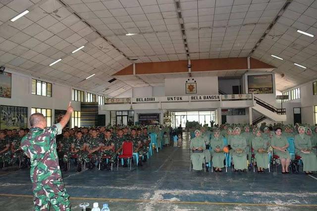 Cegah Perilaku LGBT Menyebar di Lingkungan TNI, Bintal Kostrad Beri Pembinaan