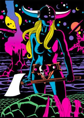 Octobriana 1976 - Image