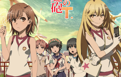 Toaru Kagaku No Railgun T Episódio 9