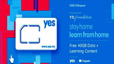 Permohonan Telefon Pintar Percuma Yayasan YTL Untuk Pelajar Sekolah B40