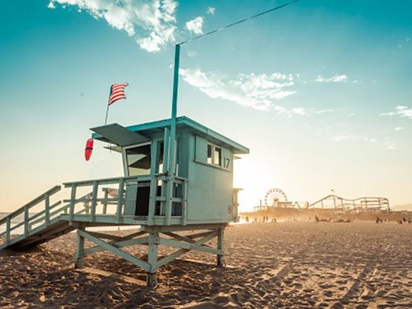 Dark Thrill reviews: Santa Monica by Cassidy Lucas
