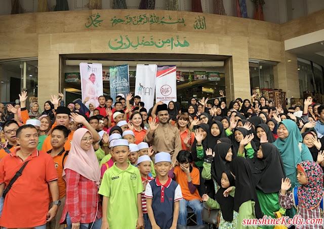 Jom Raya Shopping with Adik-Adik, Malik Streams Corporations, Iman Health & Beauty, Jakel Mall, Raya 2019, Lifestyle