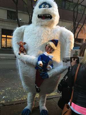 The Abominable Snow Monster Costume