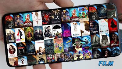 Film App ver películas y series de estrenos