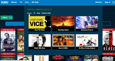 how watch free movies and tv shows on Vudu without paying any money-3