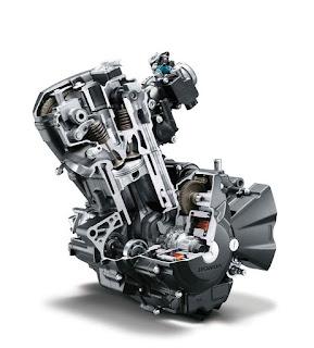 Perbedaan mesin SOHC dan DOHC motor Honda