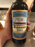 Transcontinental Rum Line – Diamond 2003 – 57%
