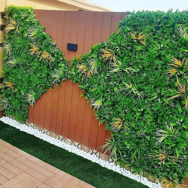 شركة تركيب عشب جداري بمكة