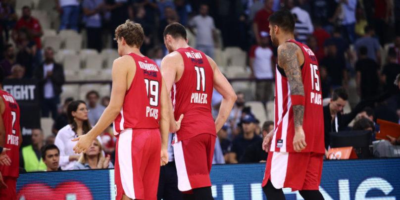 Παίρνουν 'σκούπα' στον Ολυμπιακό