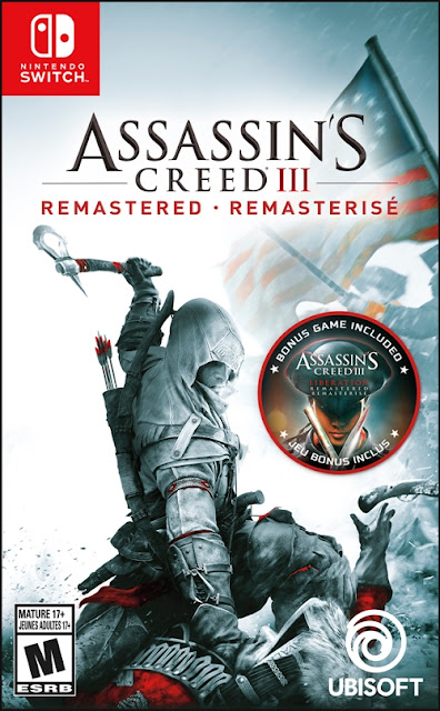 Assassins Creed III Remastered-CODEX - pc game