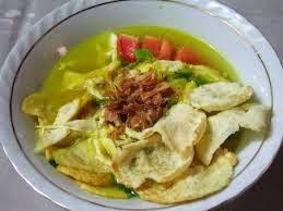 Makanan Khas Indonesia, Soto Medan 1