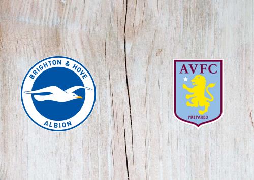 Brighton & Hove Albion vs Aston Villa -Highlights 13 February 2021