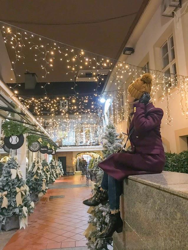 Advent in Zagreb 2020 Hotel Jagerhorn 2