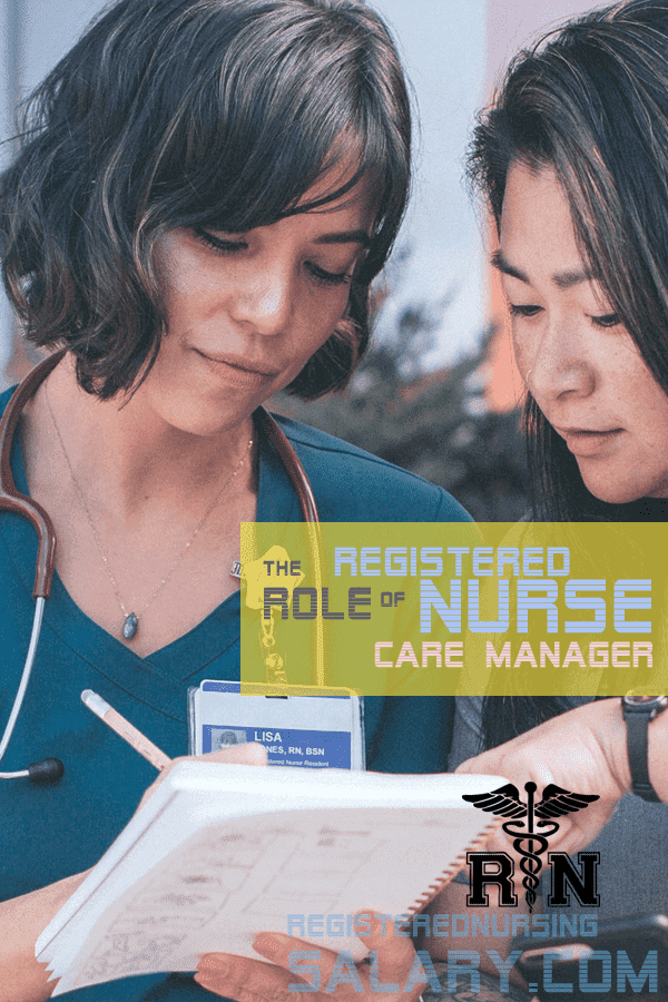 registered nurse care manager roles