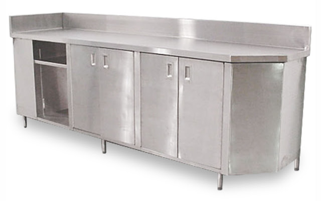 Cabinet Stainless Reymetal.com