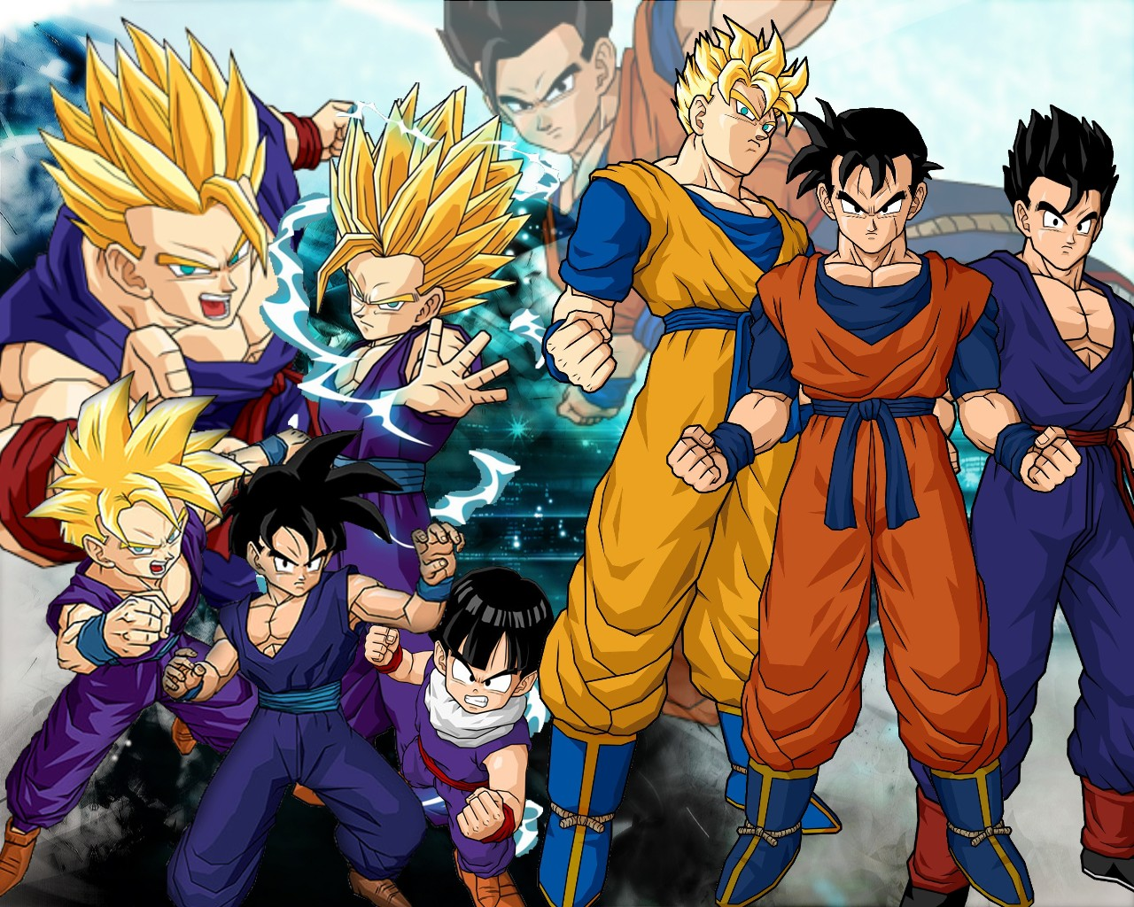 Download Free Wallpapers Dragon Ball Z Wallpapers