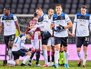 Atalanta destroy 9-man Torino 7-0 thanks to Ilicic hat-trick & Muriel brace