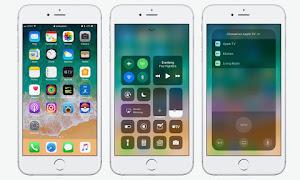 المشاكل الشائعة في نظام iOS 11