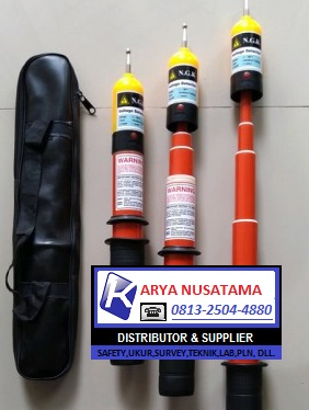 NGK Hight Voltage Tespen 0-10kv di Karyanusatama