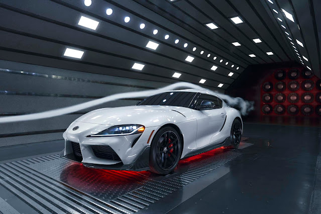 The 2022 Toyota GR Supra