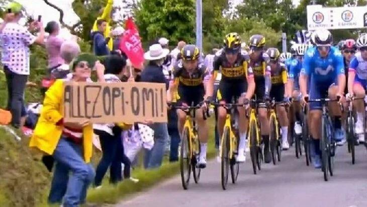 Aficionada provoca tremendo accidente durante el Tour de Francia 2021 y podría ir a prisión por 1 año