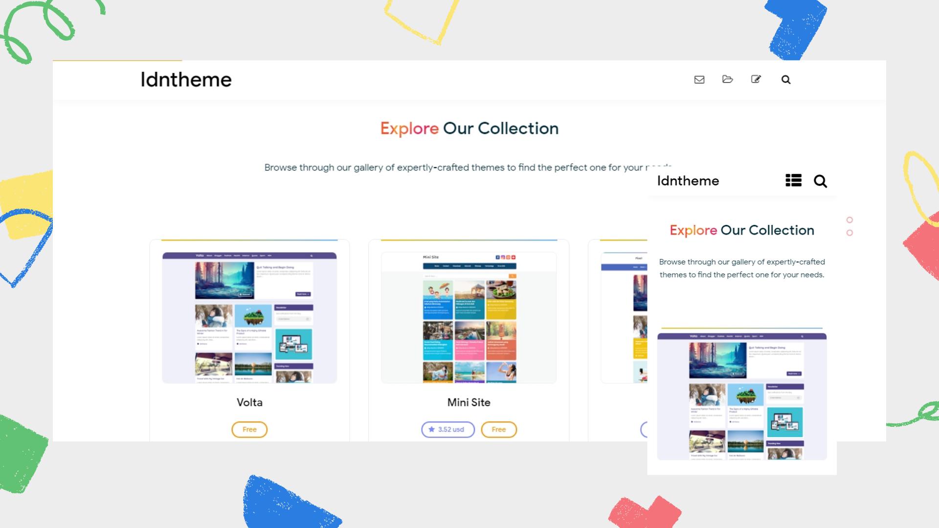 idntheme-premium-blogger-template