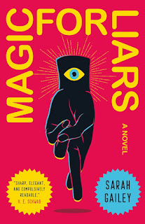 Interview with Sarah Gailey, author of Magic for Liars