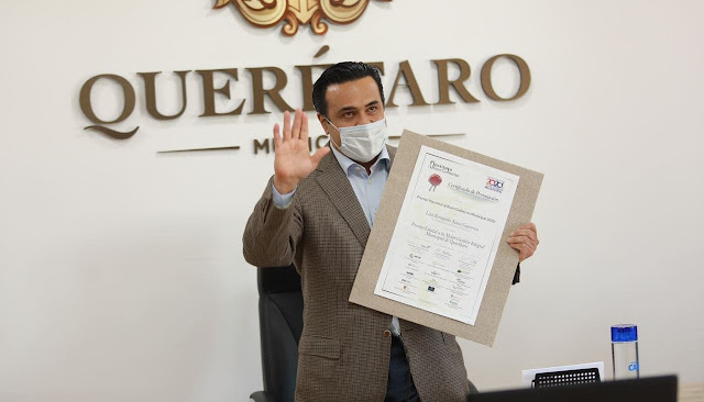 Reconoce la Federación Nacional de Municipios de México la gestión de Luis Nava
