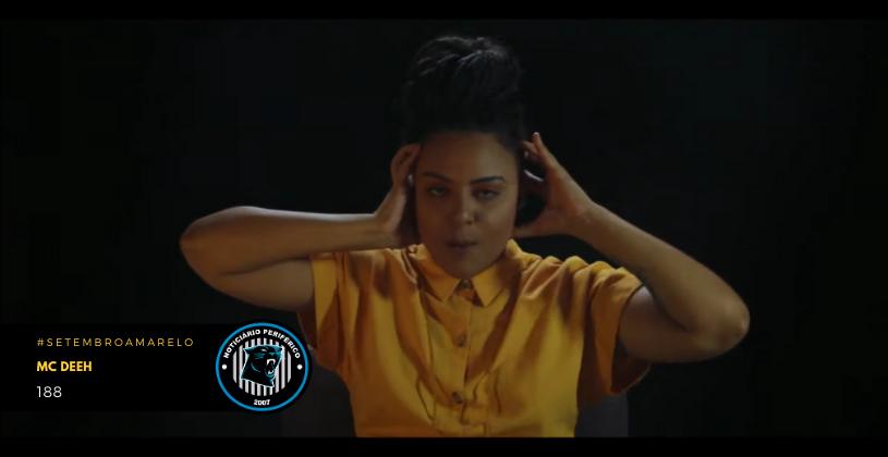Setembro Amarelo | A amapaense MC Deeh abre seu coração em som que retrata momento delicado em sua vida