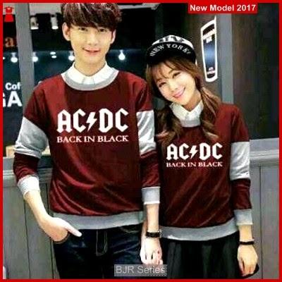BJR024 Busana E Baju Couple Acdc Murah Grosir BMG